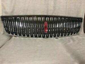 Lincoln Continental 1995 1996 Grille Oem Nos P N F50y 8200 A