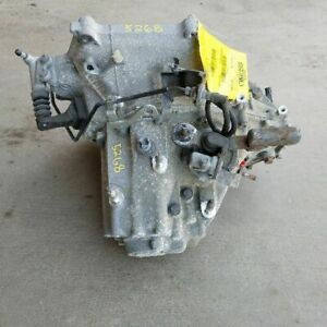 Manual Transmission 5 Speed Fits 09 Fit 247854