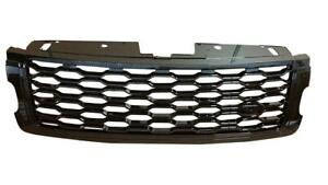 2018 2019 Range Rover L405 Grille Fully Black Ch1
