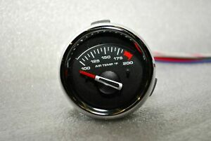 2005 2009 Saleen Ford Mustang S281 S302 Air Temperature Gauge Only