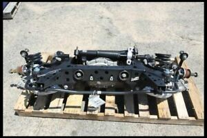 2015 2016 Ford Mustang Shelby Gt350 3 73 Ratio Torsen Differential Carrier Axle