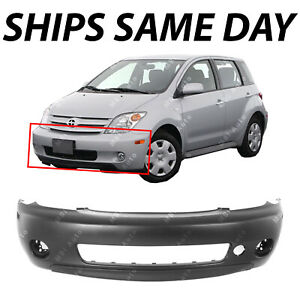 New Primered Front Bumper Cover Replacement For 2004 2005 Scion Xa 04 05