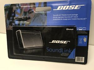 New Bose SoundLink Wireless Bluetooth Nylon Cover Mobile Speaker 330001-1310 Kit