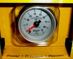 Autometer 4944 M Ultra Lite Ii 2 1 16 Egt Pyrometer Gauge Kit W Probe 0 900c