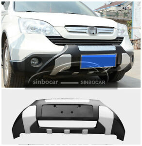 Car Styling Front Bumper Protector Plate Guard Trim For Honda Crv 2007 2008 2009