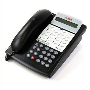 Avaya Partner 18d Series 2 Telephone 700340193 700420011 Black