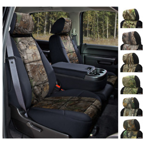Seat Covers Realtree Camo For Chevy Silverado 2500 Coverking Custom Fit