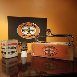 Nos Holley Bug Spray And Nos Thunderbird Intake