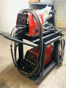 Lincoln Invertec V350 Pro Mig Welder