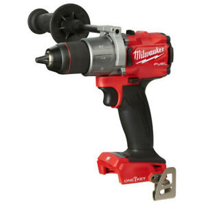 Milwaukee 2806 20 M18 Fuel 1 2 In Hammer Drill W One key tool Only New
