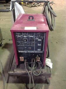Thermal Arc Tigwave 250 Ac dc Welder
