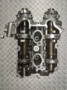 Subaru Wrx Sti B25 Right Passenger Cylinder Head Rebuilt W Solid Cams