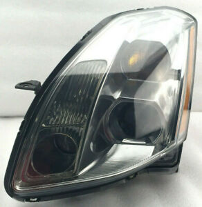 Used Nissan Maxima Without Xenon 2004 2006 Driver Side Oem Headlight