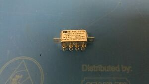 M5757 9 005 Electromagnetic Relay Datron 26 5vdc 700 Ohms New