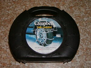 Tire Snow Chains Campbell 1142 215 60 17 P215 60r17 225 60 17