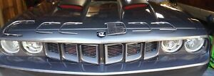 1971 Plymouth Cuda Front Grille Trim Set