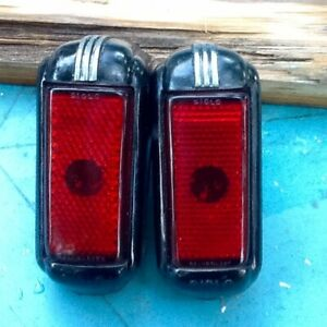1939 1940 Buick Oem Tailights R L Siglo guide Rare Hard To Find This Nice