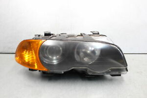 2000 2001 Bmw E46 3 Series 2door Right Front Passengers Xenon Headlight Lamp Oem
