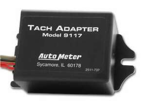 Autometer 9117 Tach Adapter For Distributorless Ignition