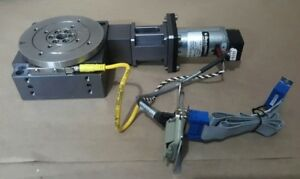 Parker Bayside R100m22111 001 Rotary Table Actuator Stage