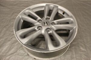 2007 07 Honda Civic Si K20z3 Fa5 Oem Wheel 17x7 45 Offset 2 2 Curb Rash 9310