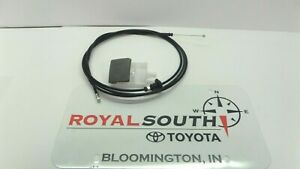 Toyota Sienna Le Xle Hood Release Cable And Lever Genuine Oem Oe