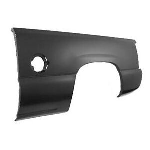 New Rear Left Truck Bed Panel Direct Replacement Fits 1999 2006 Chevy Silverado