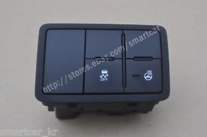 Crash Pad Lower Switch Esc Heated Switch For Kia Picanto 2012 2016