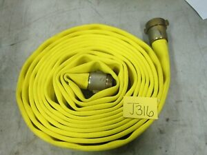 Fire Hose 240 98 363 1 1 2 Uscnh Connection 25 new