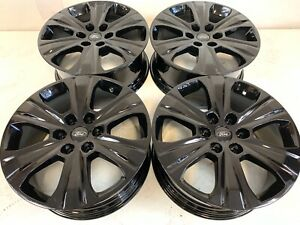 20 Inch Ford F150 Expedition Set Of 4 04 2019 Black Factory Oem Wheels Rims