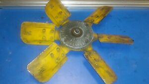 Oem Volvo 140 142 144 145 122 1800 Amazon Cooling Radiator Fan Clutch