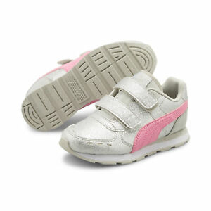 PUMA Vista Glitz Little Kids' Shoes Girls Shoe Kids $19.99