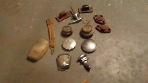 Model A Ford Overland Packard Grab Pile Of Parts Colection