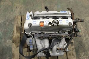 2002 04 Acura Rsx Type S K20a2 Oem Complete Engine Longblock 206k Dc5 4394