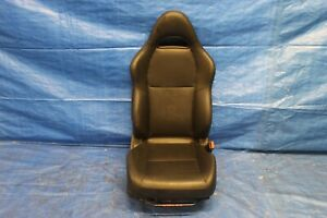 2002 04 Acura Rsx Type S K20a2 Oem Black Leather Rh Front Seat Wear 4394