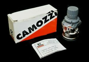 Camozzi N1204 r00 Pressure Regulator 1 4 0 5 To 10 Bar Self Relieving