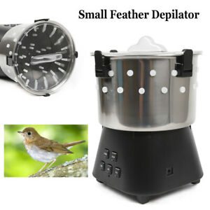 Chicken Plucker Poultry Plucking Machine Duck Hen Hair Removal Tools Usa