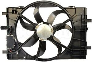 New Engine Radiator Cooling Fan Assembly With Controller Dorman 621 041