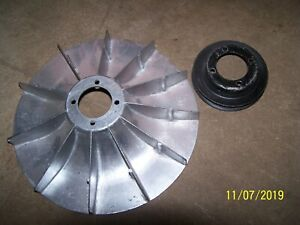 Corvair Engine Cooling Fan