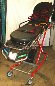 2013 Ferno Electric Powerflexx Power Flexx Flex Plus Cot Ambulance Stretcher