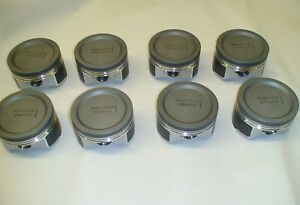 8 New Oem Factory Forged Engine Pistons Supercharged 03 04 Cobra 4 6 Dohc