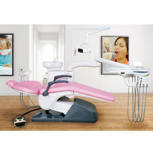 Dental Unit Chair Computer Controlled Fda Ce Approved B2 Model Pu Leather Hnm