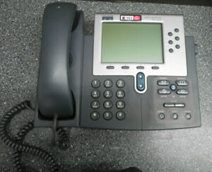Cisco Systems Ip Phone 7960 Series