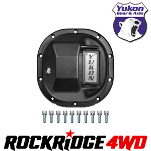 Yukon Hardcore Differential Cover For Ford 8 8 Yhcc f8 8 W Hardware