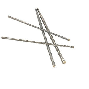 350mm Sds Drill Bit Concrete Plus Rotary Hammer Set For Wall Drilling Tool 5pcs