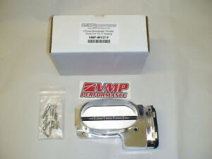 2015 17 Mustang Gt Vmp Mono Blade 137mm Throttle Body Supercharged Coyote 5 0