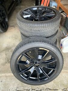 Mustang Wheels Tires And Spacers