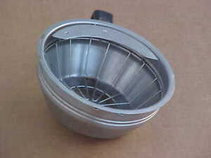 Bunn 20216 000 Stainless Steel Coffee Filter Funnel Brew Basket 7 1 8 d