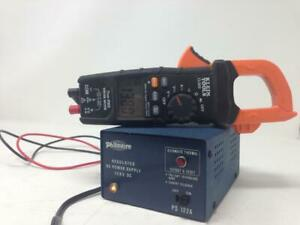 Philmore Ps 122a Regulated Dc Power Supply 13 8v Works