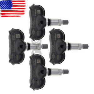 Tire Pressure Sensor Tpms 315mhz Alloy Wheels Ts Ty09 For Toyota Tundra Sequoia